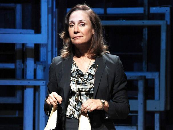 Laurie Metcalf as Juliana.
