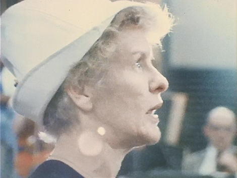 Elaine Stritch recording. Company: Original Cast Recording (1970). Screen shot by Martha Wade Steketee.