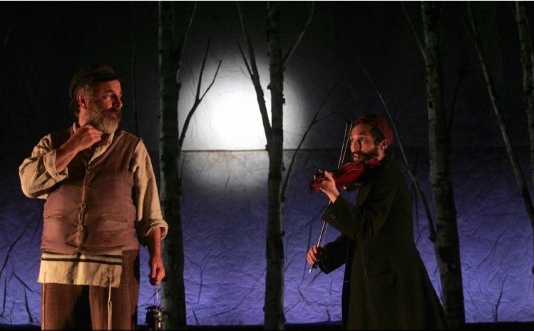 (L-R) Adam Heller and Max Chucker. Image by Diane Sobolewski.