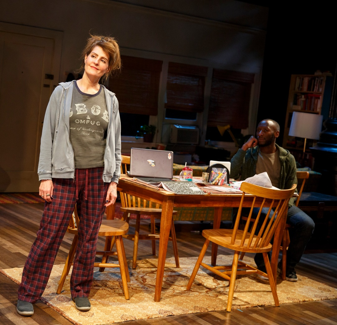 World Premiere Play TINY BEAUTIFUL THINGS Based on the Book by Cheryl Strayed Adapted for the Stage by Nia Vardalos Co-Conceived by Marshall Heyman, Thomas Kail and Nia Vardalos Directed by Thomas Kail Featuring Phillip James Brannon, Alfredo Narciso, Mir