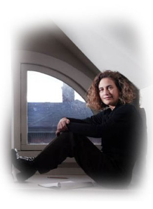 Playwright and activist Catherine Filloux. Photo: artist web site.
