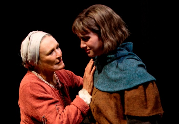 image 2 Isabelle and Joan (Joan Marcus)