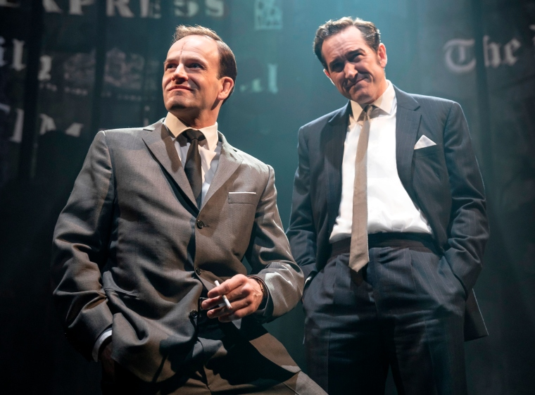 image 1 Johnny Lee Miller Bertie Carvel (Joan Marcus)